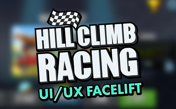 Image of Hill Climb Racing work