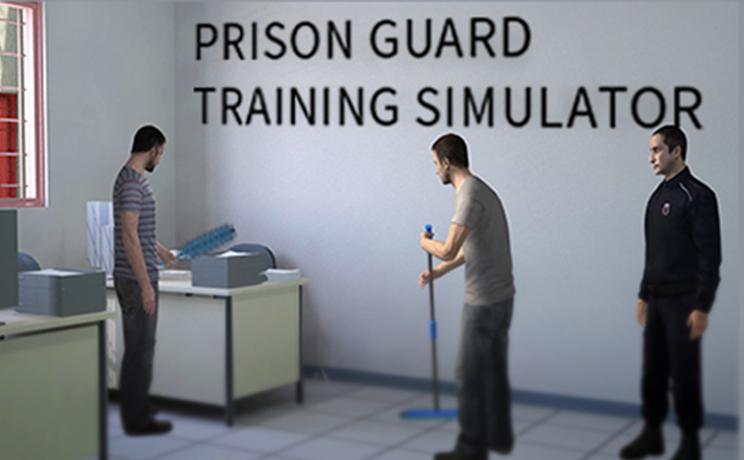 Prison Guard Training