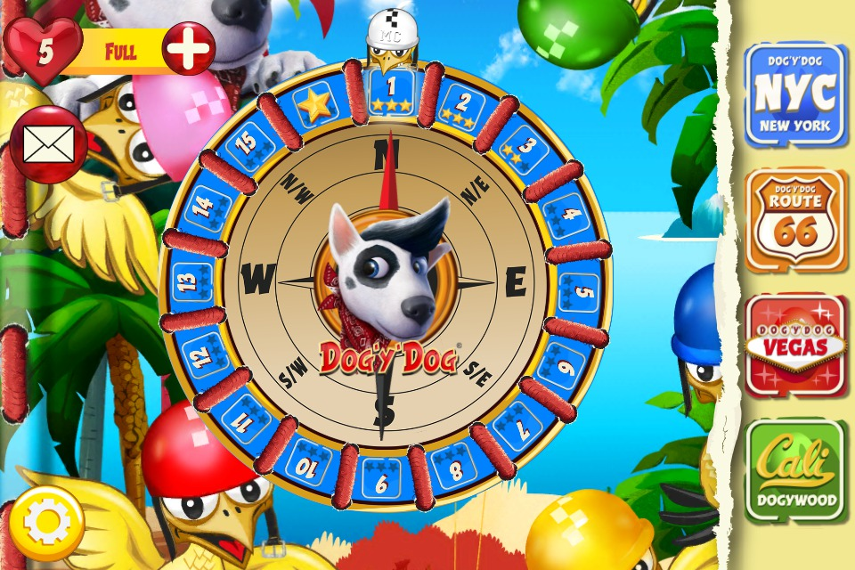 dogydog_chicky_puzzle_screenshot_01