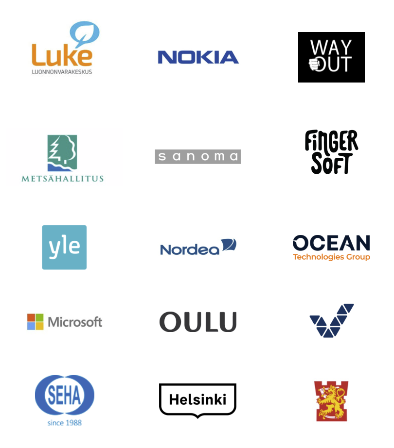 Companies that LudoCraft has worked with