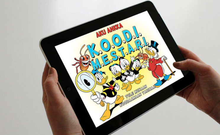 Donald Duck CodeMaster for Sanoma